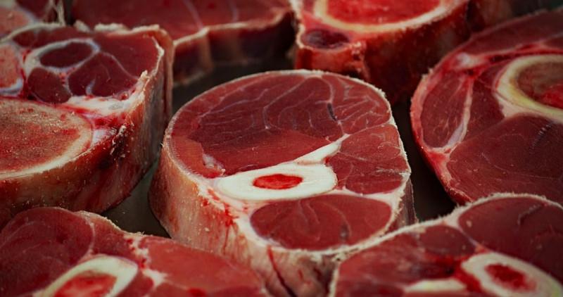 Мясо в России дорожало в 10 раз быстрее, чем в ЕС