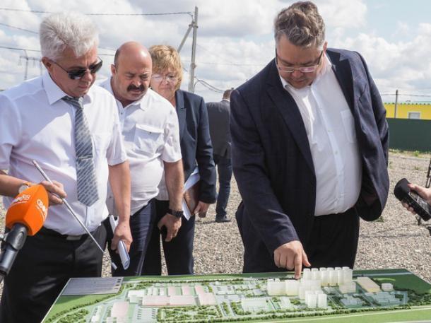 Новый мясокомбинат на Ставрополье создаст 330 рабочих мест