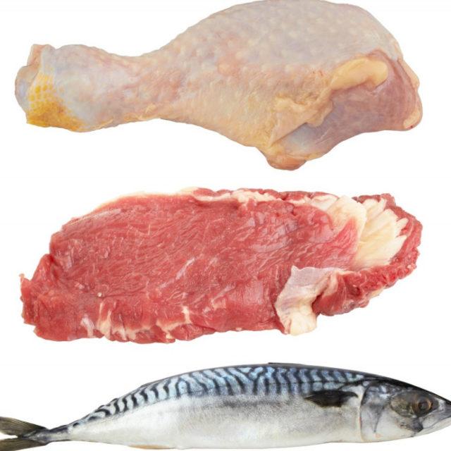 Роспотребнадзор: Горячая линия по качеству мяса и рыбы