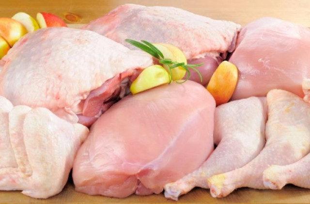 В прошлом году Россия экспортировала в Китай более 700 тонн мяса индейки